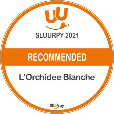 L'orchidee Blanche