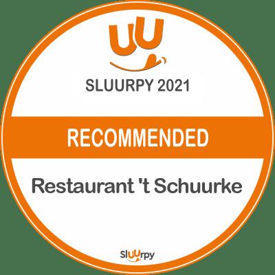 Restaurant 't Schuurke - Sluurpy